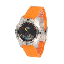 Tissot T-Touch II Steel Orange (SPECIAL PRICE)