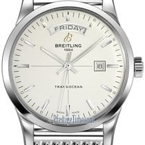 Breitling Transocean Day Date a4531012/g751-ss