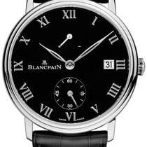 Blancpain Villeret 8 Days Manual Wind 6614-3437-55b