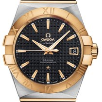 Omega Constellation Co-Axial Automatic 38mm 123.20.38.21.01.002