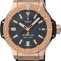Hublot Big Bang King 48 Red Gold Men's Watch 322.PX.100.RX