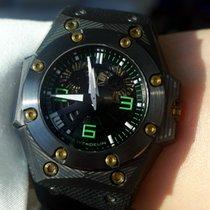 Linde Werdelin Oktopus Carbon Green Double Date - OKT.CG
