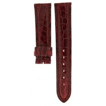 Omega Brown Leather Strap 20-14mm