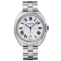 Cartier Cle Quartz Mens Watch Ref WGCL0006