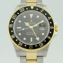 Rolex GMT-Master II Automatic Steel and 18K Gold 16713