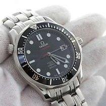 Omega Seamaster James Bond 007 Stainless Steel Watch 212.30.41...