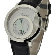 Chopard 207230-1001 Medium Size Happy Diamonds with MOP Dial -...