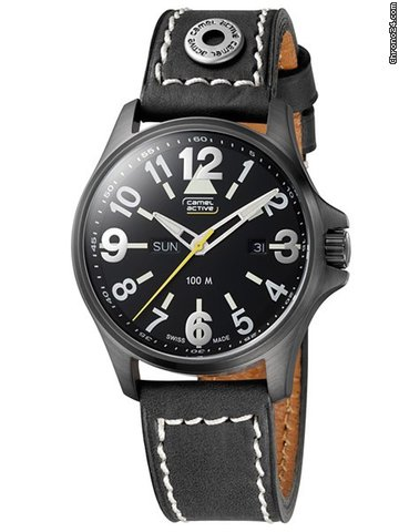 Camel Active Aviator Herrenuhr A667.5522LBPA