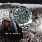 Rolex Submariner 116610LV Green Bezel, Green Dial [N E ...