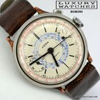 Vulcain CHRONOGRAPH SINGLE BUTTON ACCIAIO 1920's