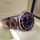 Rolex Submariner Gold Steel - Swiss Only Dial 40 mm (1999)