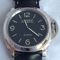 Panerai Luminor Base 8 Days Acciaio PAM560