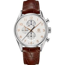 TAG Heuer CARRERA CALIBRE 1887 43mm Automatic Chronograph