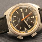Enicar SHERPA SUPER DIVETTE RARE TROPICAL DIAL TWO CROW...