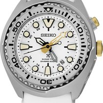 Seiko Prospex GMT SUN043P1 Herrenarmbanduhr 200m Wasserdicht