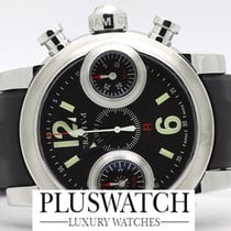Graham Swordfish Black 2014 46mm Ref. 2SWAS 2187