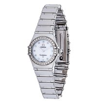 Omega Constellation Steel, Diamond BLACK FRIDAY SALE
