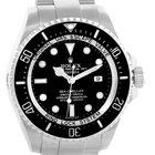 Rolex Seadweller Deepsea Steel Ceramic Bezel Mens Watch 116660