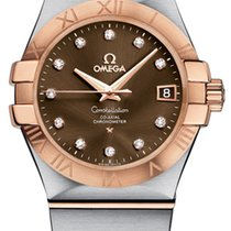 Omega Constellation Co-Axial Automatic 35mm 123.20.35.20.63.001