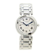 Longines Prima Luna Stainless Steel Silver Automatic L8.113.4....