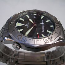 Omega Seamaster America's Cup  Limited Edition