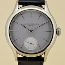 Laurent Ferrier Gallet Micro-Rotor white gold indexes