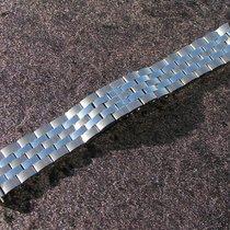Zenith Ba 033 / 83  22mm Watch Bracelet Stahl Steel Band Neu...