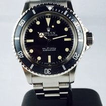 Rolex Submariner Vintage Kissing Lünette [Million Watches]