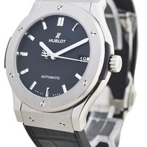 Hublot 511.NX.1171.LR Classic Fusion Mens 45mm Automatic in...