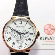 Ulysse Nardin Marine Chronograph Manufacture Limited Edition