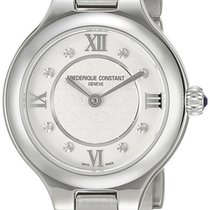 Frederique Constant Classics Delight Steel Womens Watch...