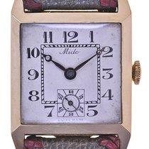 Mido Mans Wristwatch