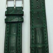 Fortis B-42 Krokolederarmband grün 20 mm 99.599.01