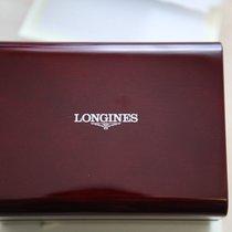 Longines Edelholzbox + Zubehör