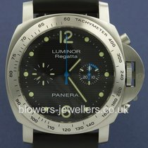 Panerai Luminor Regatta limited edition of 500 pieces.