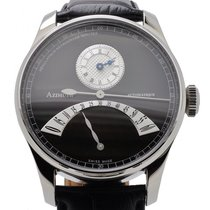 Azimuth Retrograde Minutes Regulateur