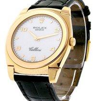 Rolex Used 5330/5_used Cellini Cestello Rose Gold 5330/5 - Ref...