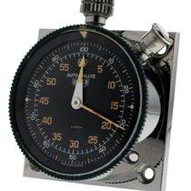 Heuer Vintage Auto Rallye Dashboard Clock