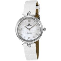 Omega Ladies 42413276055001 De Ville Prestige Watch