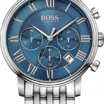 Hugo Boss ELEVATED CLASSIC 1513324 Sportliche Herrenuhr Design...