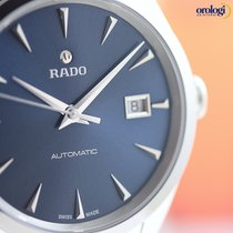 Rado Men's Hyperchrome Automatic 39mm Steel on Steel Blue...