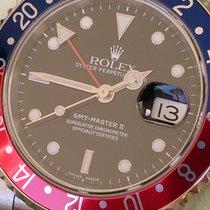 ロレックス (Rolex) GMT II ST REF 16710 Pepsi +NEAR NOS +B&P...