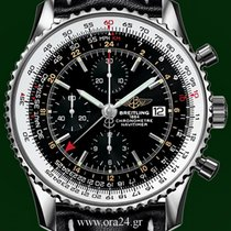 Breitling Navitimer World 46mm Automatic GMT Chronograph