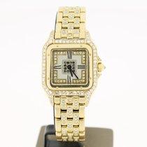 Cartier Panthere 18K Yellow Gold OriginalSet Diamonds (B&P...
