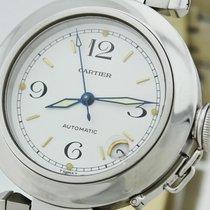 Cartier Pasha Automatic C35 Ref. 2324 mit Echtheitsbescheinigung