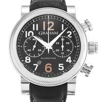 Graham Watch Silverstone Vintage 2BLFS.B36A
