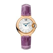 Cartier Ballon Bleu Quartz Ladies Watch Ref WE902050