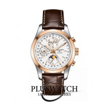 Longines Conquest Classic 42mm STEEL/GOLD  Chronograph...