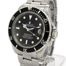 Rolex Oyster Perpetual Date Submariner 16610 W PAPER