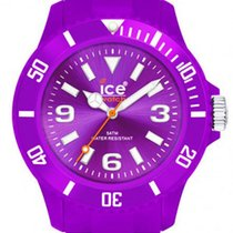 Ice Watch Classic Big Solid Polyamide Mens Purple Fashion...
